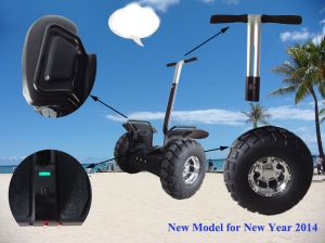 personal electric transporter
