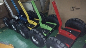 Getting Ready for Final Assembly and Quality Control Before Packaging Up