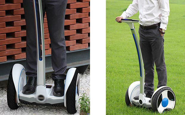 segway style personal transportation