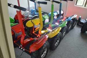 many segway style colors