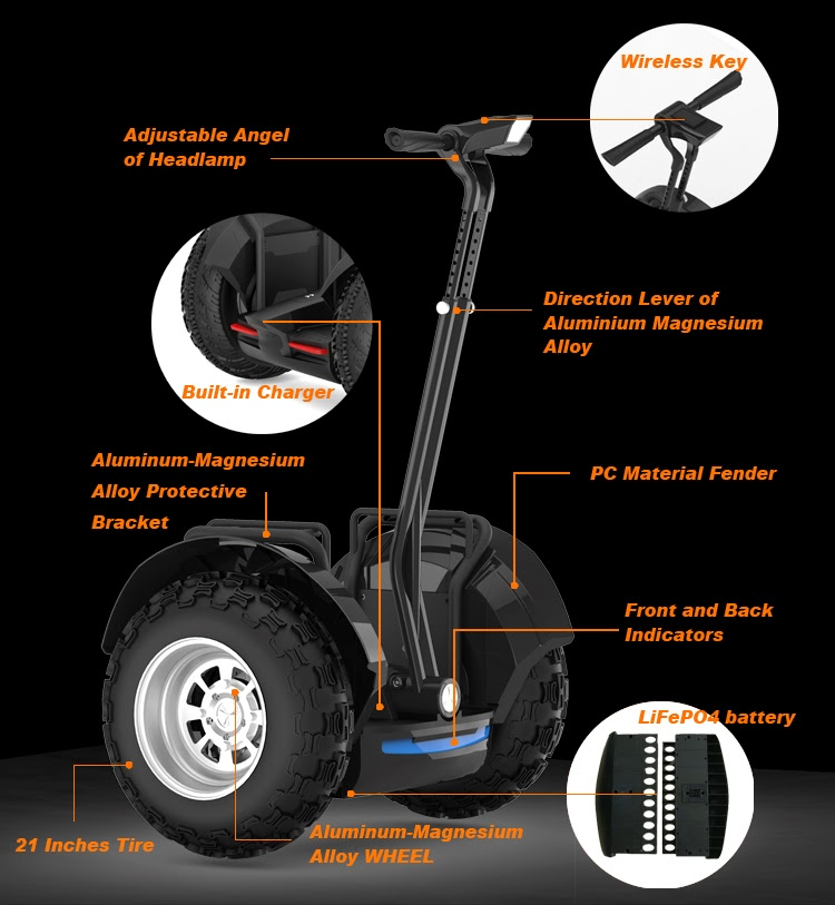 segway for sale style scooter pic
