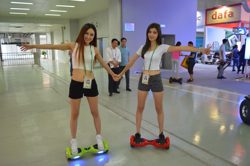 Personal Transportation of the Future is Here