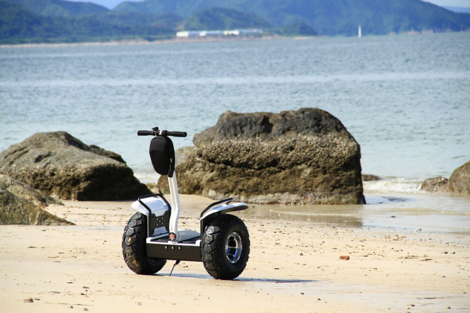 in segways dreams